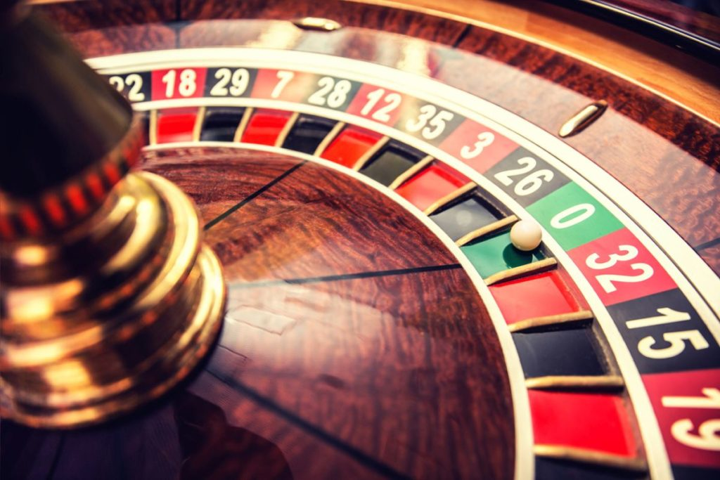 calm gambling